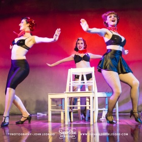 Cabaret Chair Dancing 3 week course